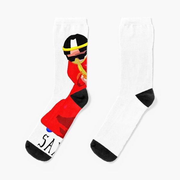 The Sax Saxon Socks