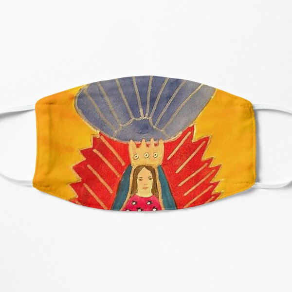 Our Lady of Guadalupe Small Mask
