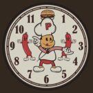 Hamburger Happy Hour by beware1984