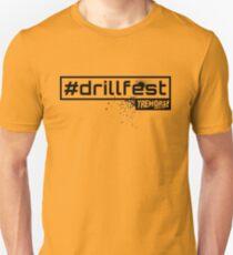 Tremors Radio #drillfest  Unisex T-Shirt