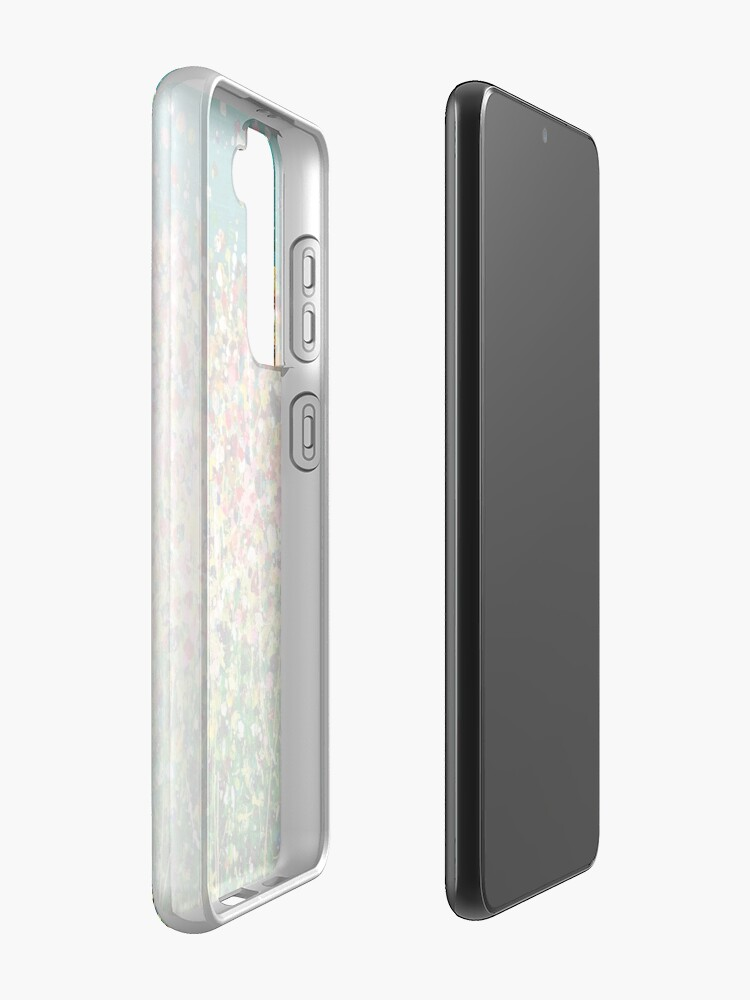 Alternate view of Midsummers Day Samsung Galaxy Phone Case