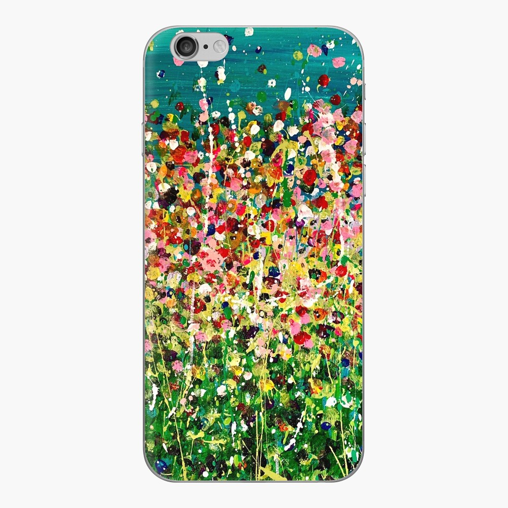 Midsummers Day iPhone Skin
