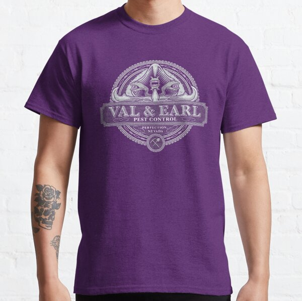 Val & Earl, Pest Control Classic T-Shirt