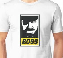 Obey the Boss Unisex T-Shirt