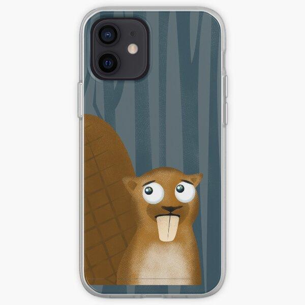 Beaver iPhone Soft Case