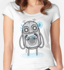 Oh Beep! Women's Fitted Scoop T-Shirt