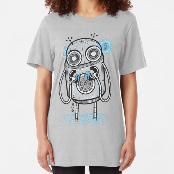 Oh Beep! Slim Fit T-Shirt