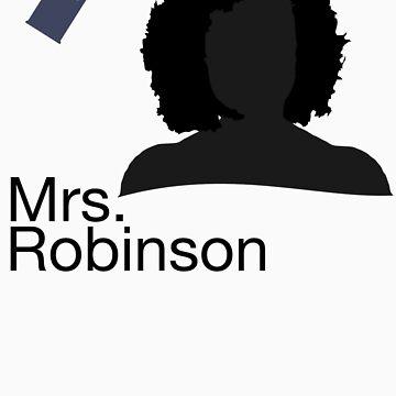 Mrs. Robinson by jacksonhardaker