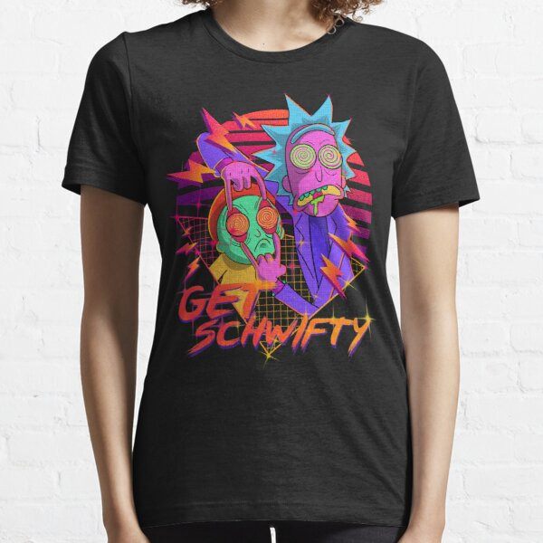 rick and morty get schwifty Essential T-Shirt