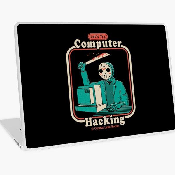 Hacking For Beginners Laptop Skin