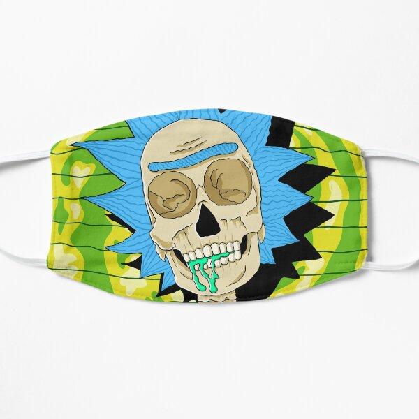 rick and morty skull Mask