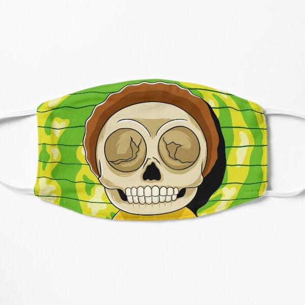 morty  rick and morty skull Mask