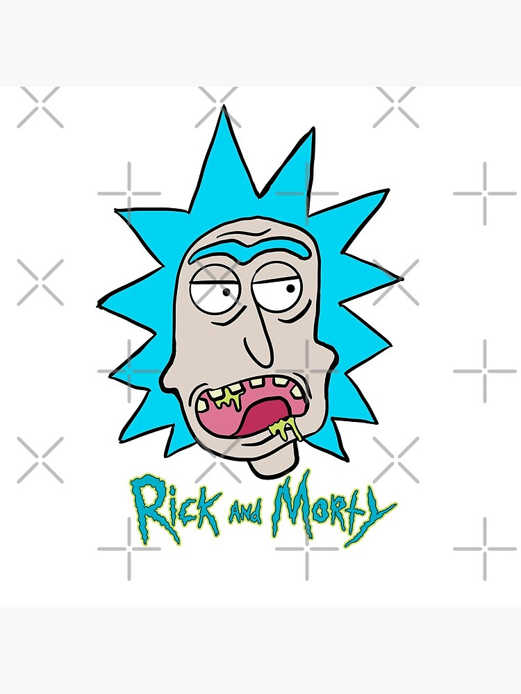 Slobber Rick by osmansargin