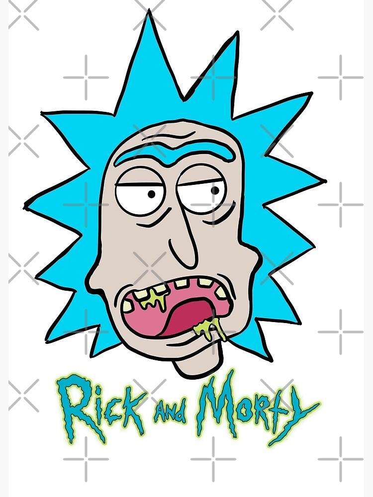 Slobber Rick by osmansargin