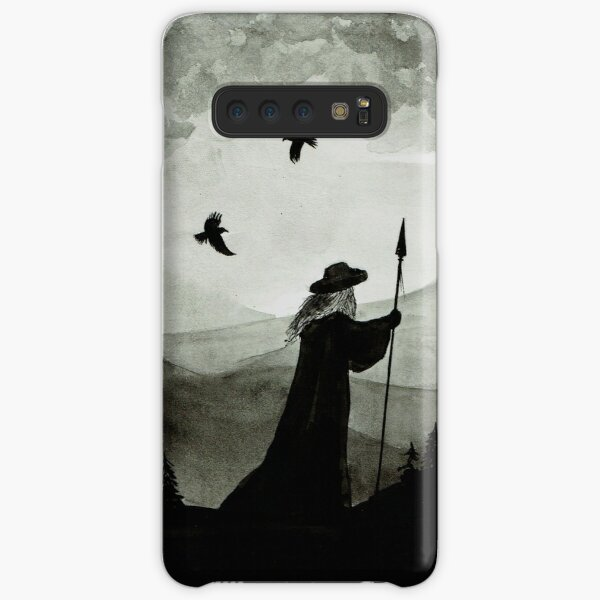 Odin, Huginn and Muninn. Samsung Galaxy Snap Case