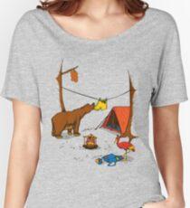Bear and Bird Women's Relaxed Fit T-Shirt