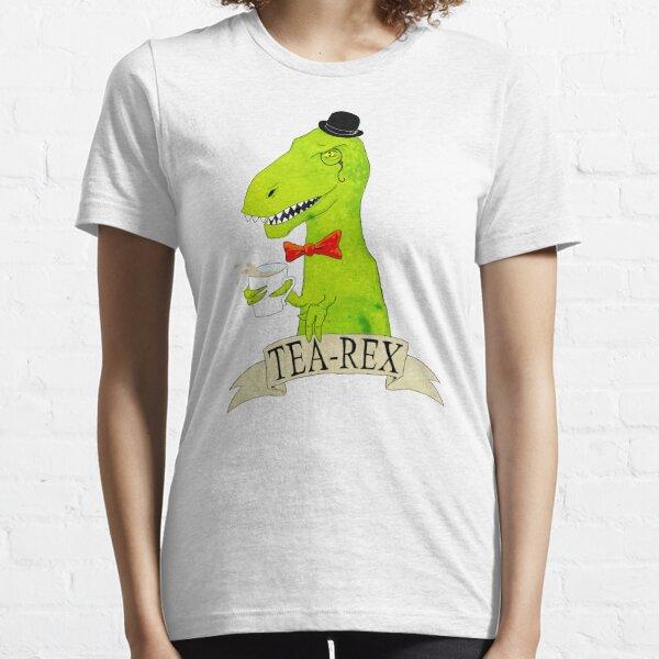 Tea-Rex Essential T-Shirt