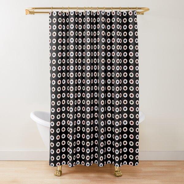 Keep an Eye Out Shower Curtain