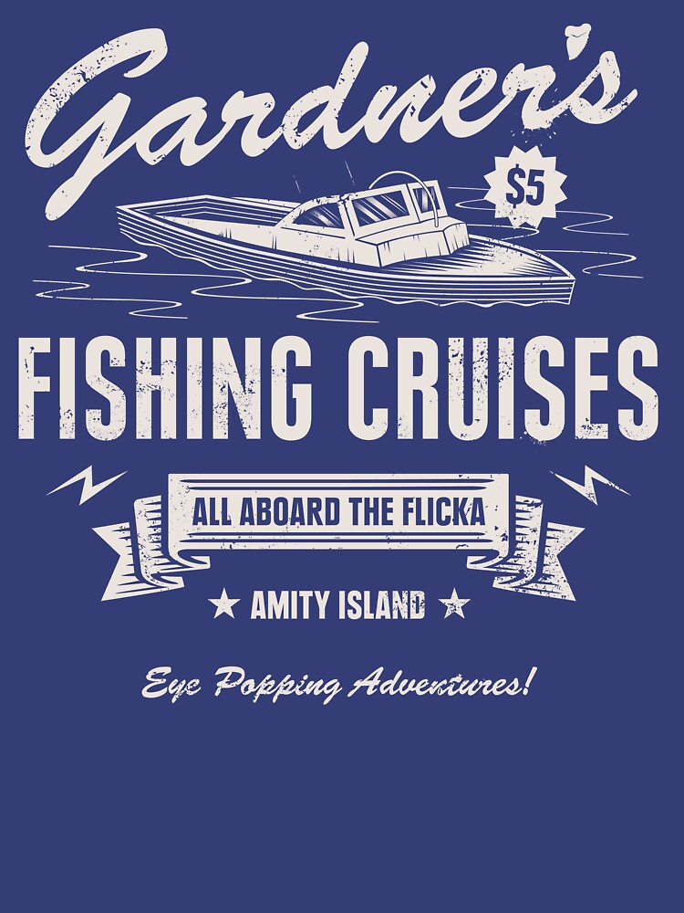 Gardners Fishing Cruises | Unisex T-Shirt