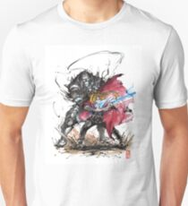 Tribute to Elric Brothers from Fullmetal Alchemist T-Shirt