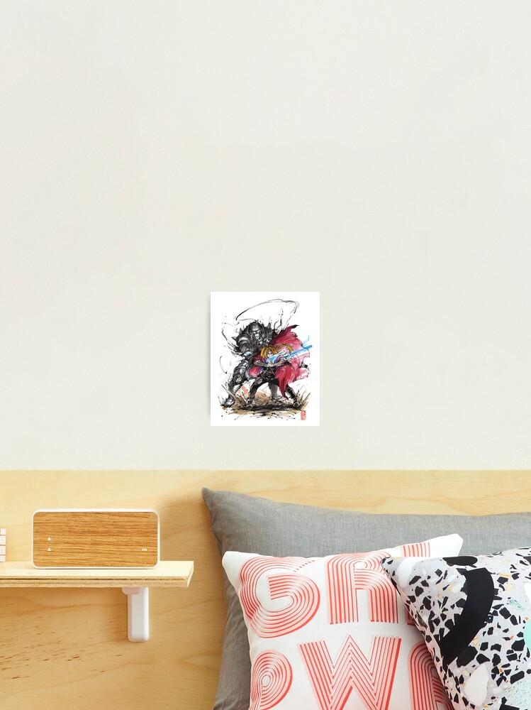 Poster Fullmetal Alchemist Japan Anime Boy Room Wall Cloth Print 12