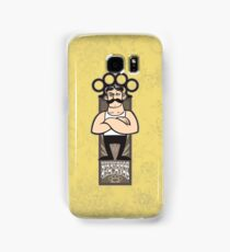 Victorian Fight Club Samsung Galaxy Case/Skin