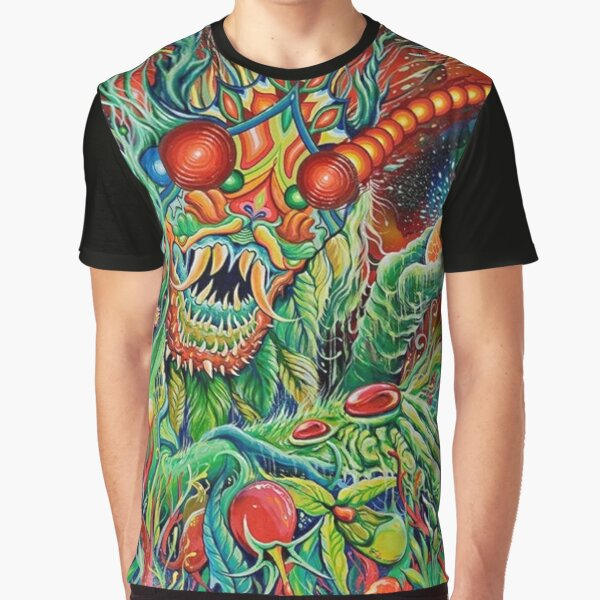 Mastodon Once More 'Round the Sun Graphic T-Shirt