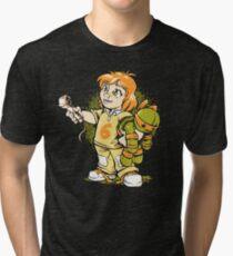 A Little Reporter Tri-blend T-Shirt