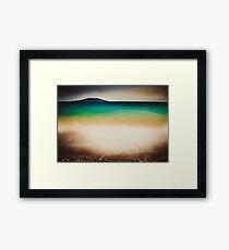 Cunning Sea Framed Print