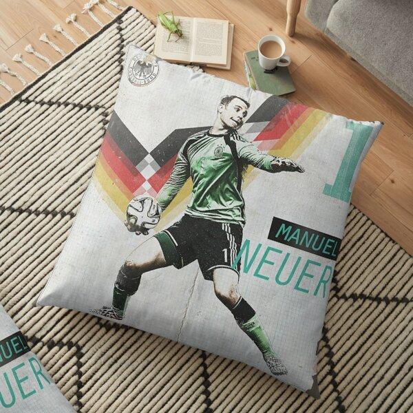 Art Neuer Wallpaper Floor Pillow