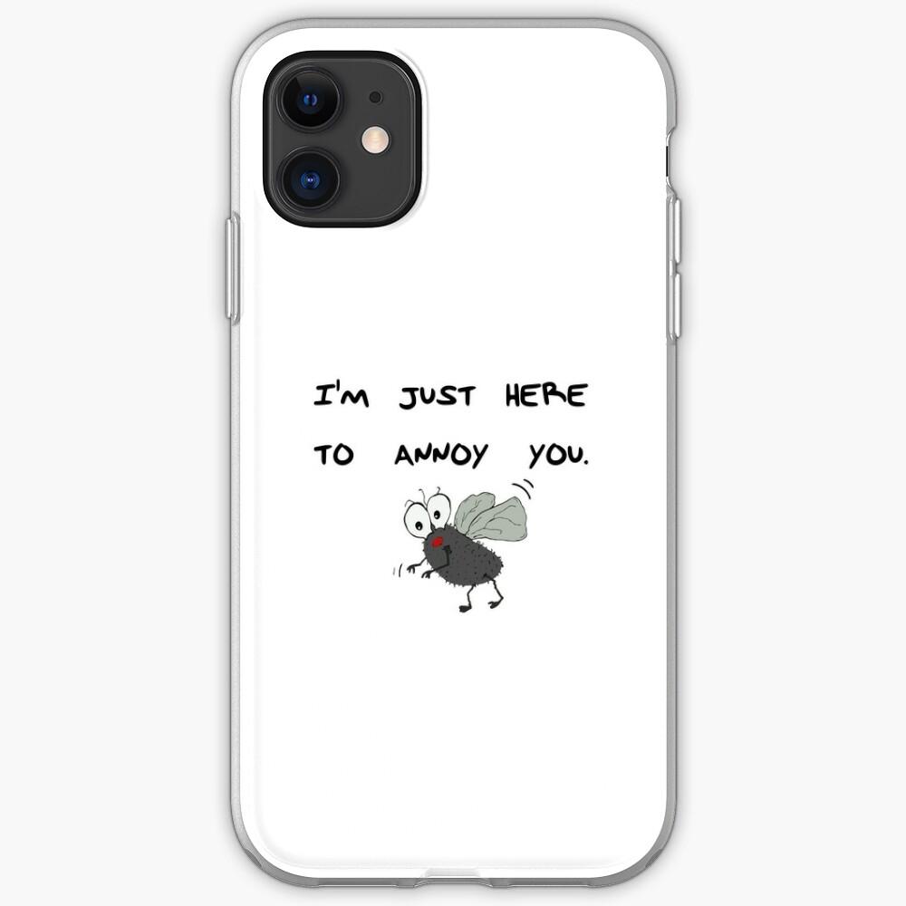 Aqua Libra - Fly iPhone Case & Cover