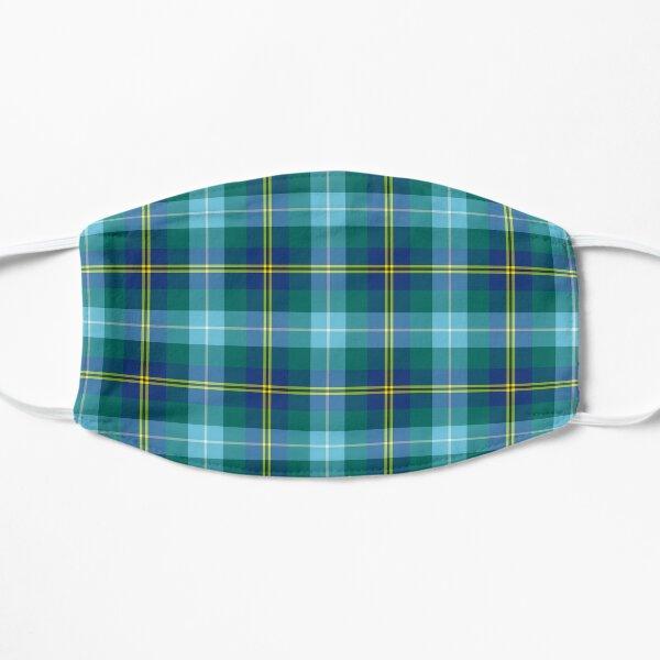 Clan Porteous Tartan Flat Mask