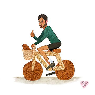 Tamal and his Bread-cycle! by sarcochrane