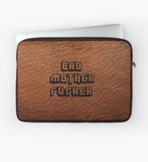 Bad Motherfucker Leather - Pulp Fiction Laptoptasche