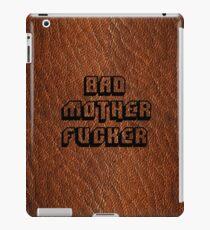 Bad Motherfucker Leather - Pulp Fiction iPad Case/Skin