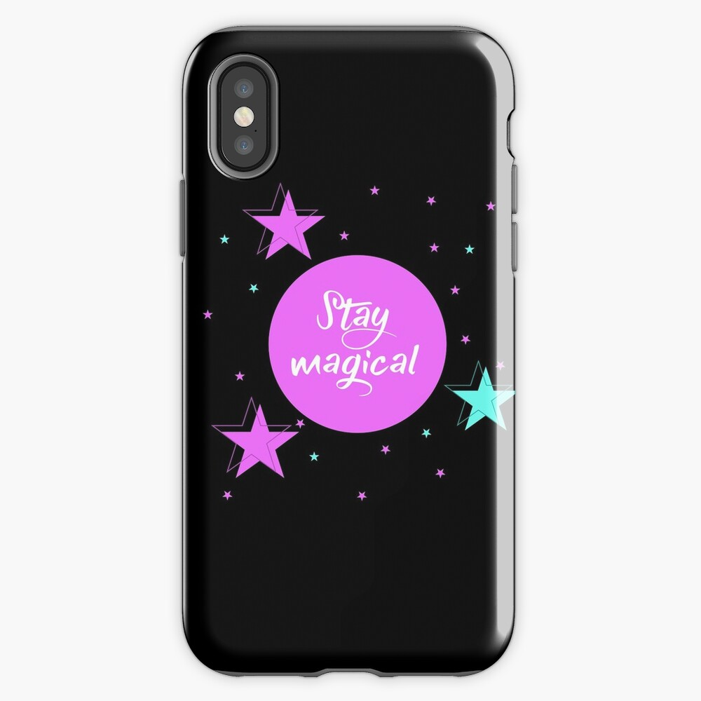 Stay Magical iPhone Case & Cover