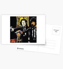 Pulp Fiction Postcards