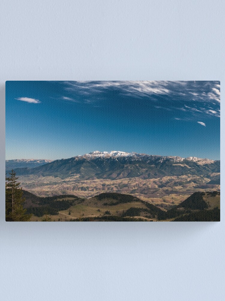 Alternate view of With sugar on top Canvas Print