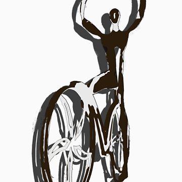Cyclist by oxidat