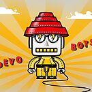 Devo Bots 001 by REMOGRAPHY Remo Camerota