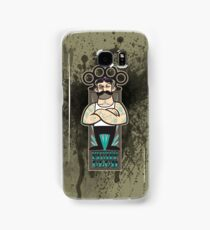 Victorian Fight Club - Tattoo Splatter Samsung Galaxy Case/Skin