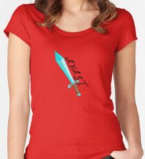 AVAST - *Limited* Diamond Edition Women's Fitted Scoop T-Shirt