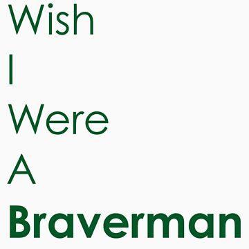 Wish I Were A Braverman by neyat123