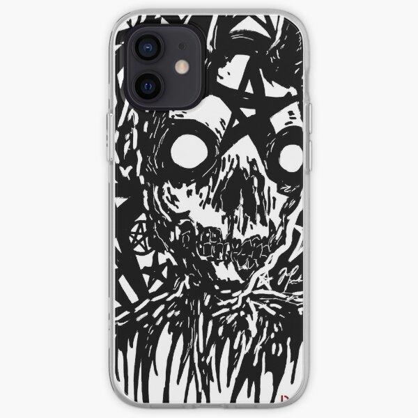 Heavy Metal Daemon iPhone Flexible Hülle