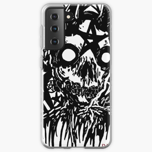 Heavy Metal Daemon Samsung Galaxy Soft Case