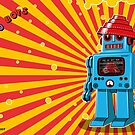 Devo Bots 002 by REMOGRAPHY Remo Camerota