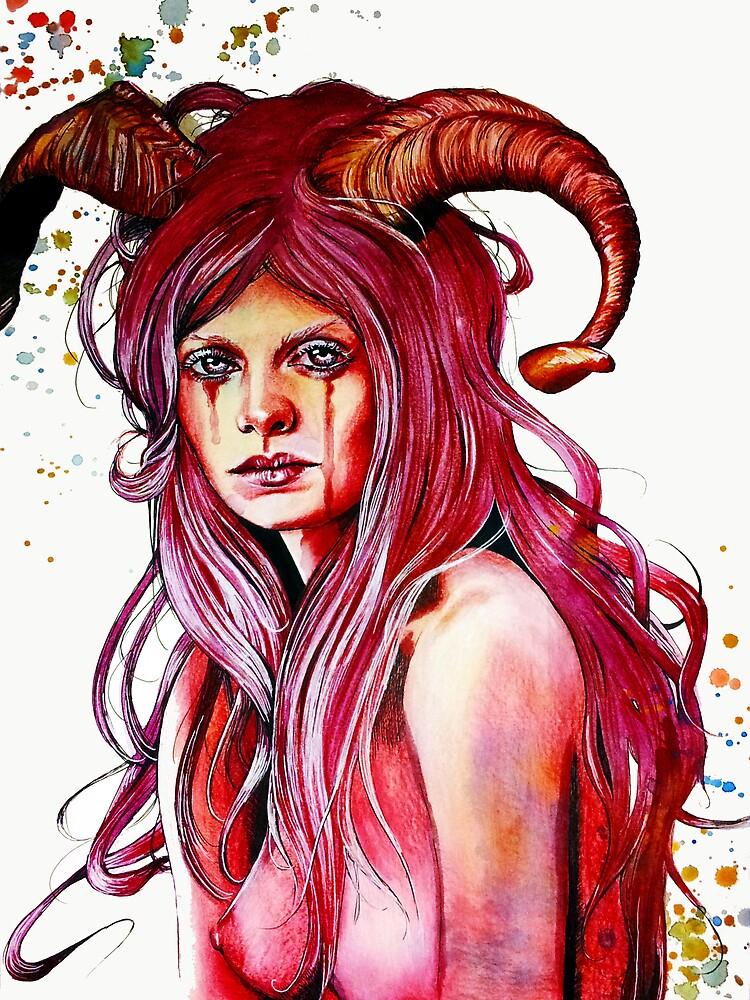 The Aries by OlgaNoes
