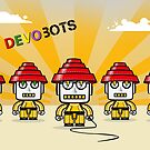 Devo Bots 005 by REMOGRAPHY Remo Camerota