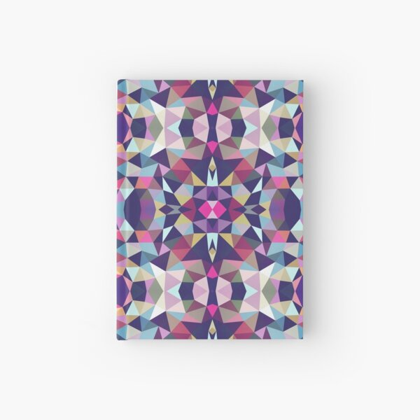 Dark Garden Tribal Hardcover Journal