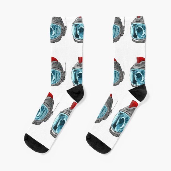 SPACE DOG Socks